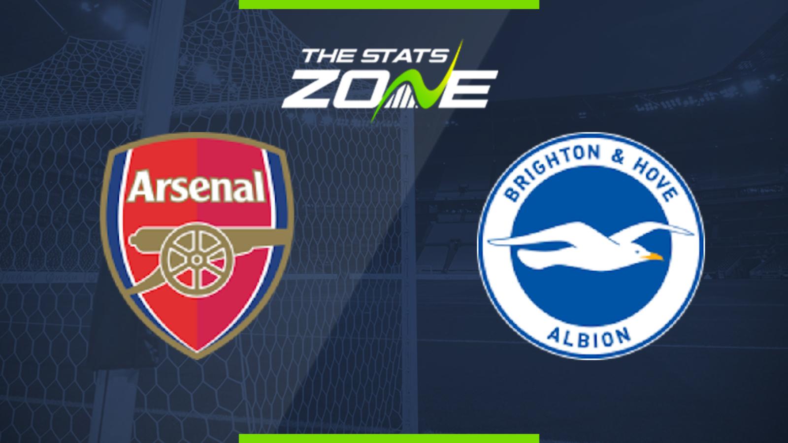 2019 20 Premier League Arsenal vs Brighton Preview Prediction 1600x900
