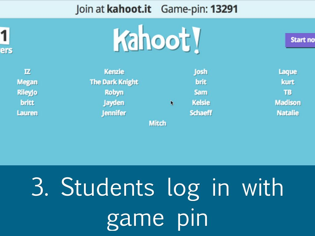Free download Kahoot Play This Quiz Now Wallpapers [1024x768