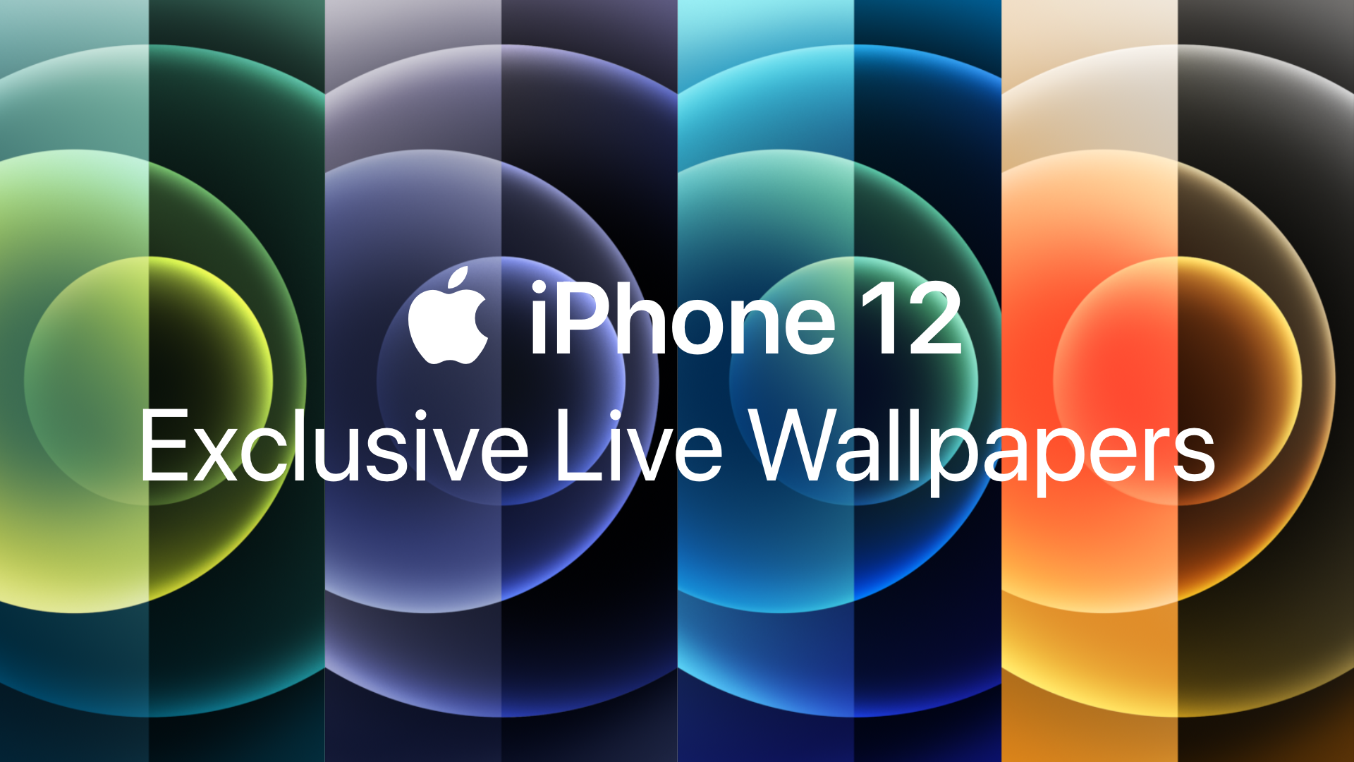 Exclusive iPhone 12 Live Wallpapers   Appleosophy 1920x1080