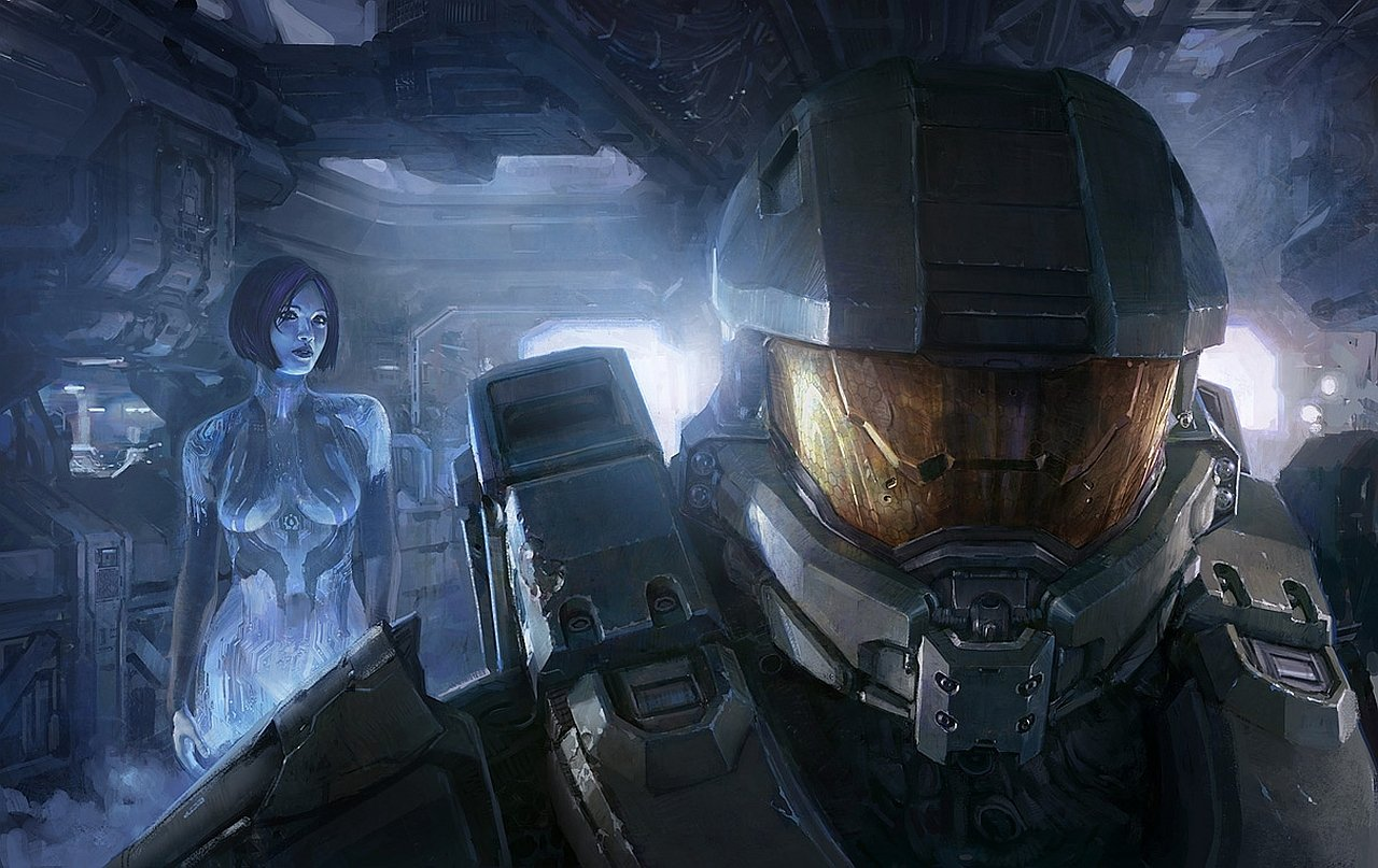 20 Cortana Halo HD Wallpapers Background Images 1280x807