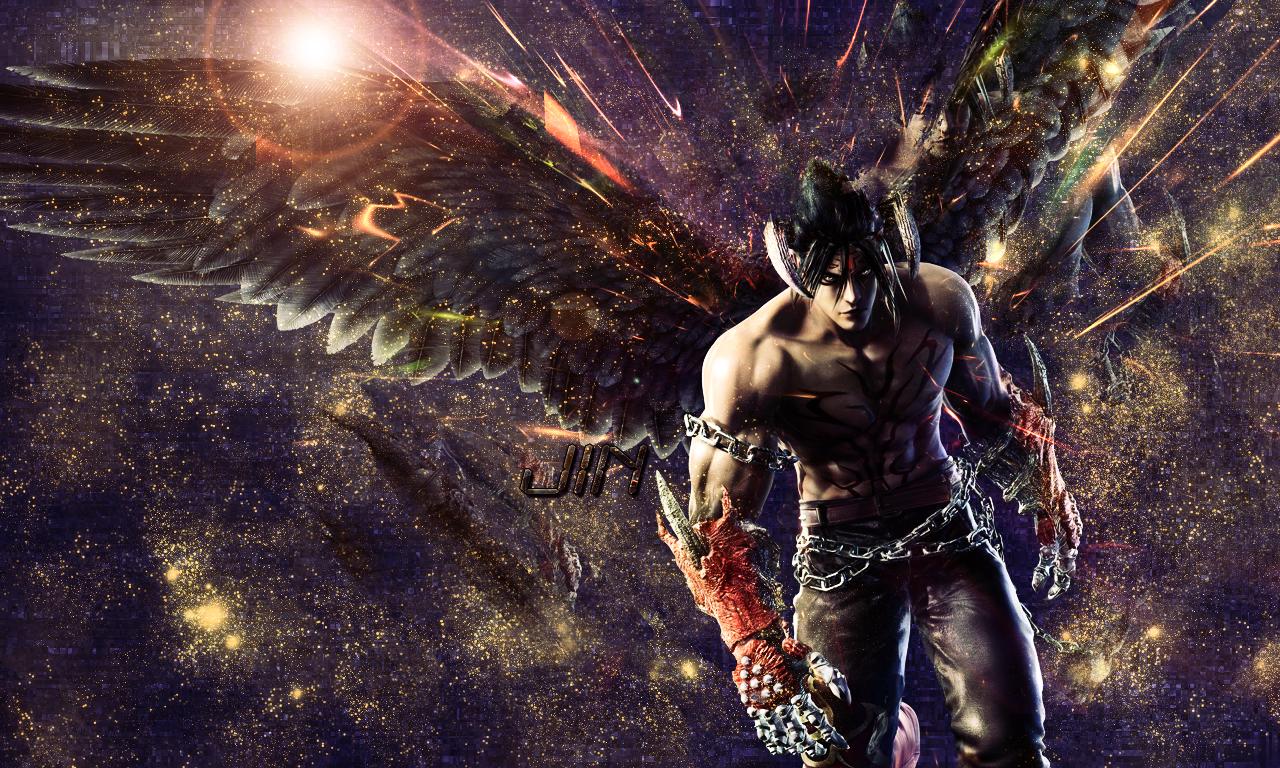 Free Download Devil Jin Kazama Wp 1280x768px By Xel 614 1280x768