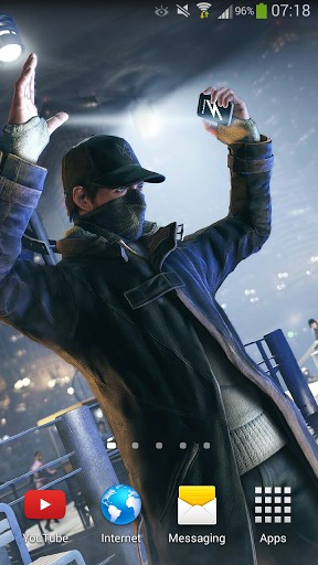 watch dogs live wallpaper - photo #14