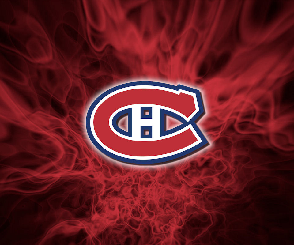 Montreal Canadiens Logo Wallpaper Re flames wallpaper by 960x800