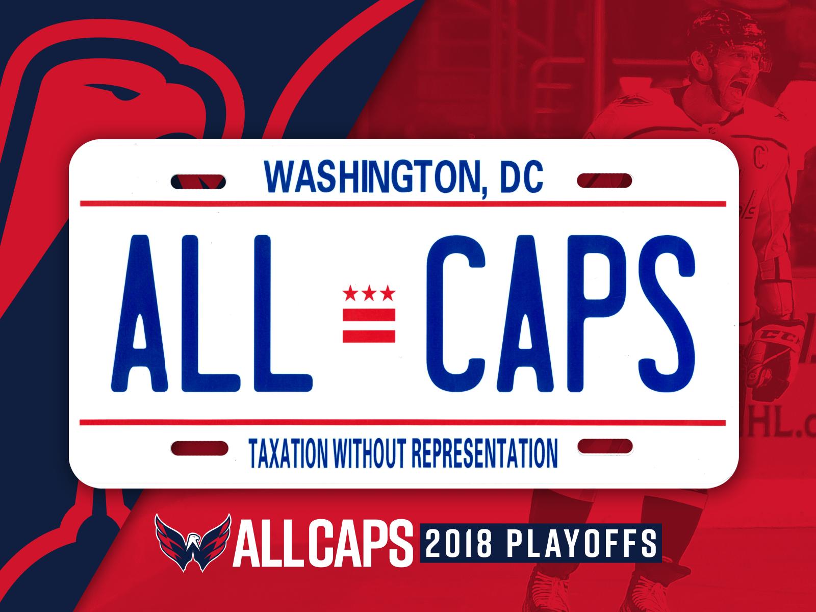 Playoff Hockey Digital Downloads Washington Capitals 1600x1200