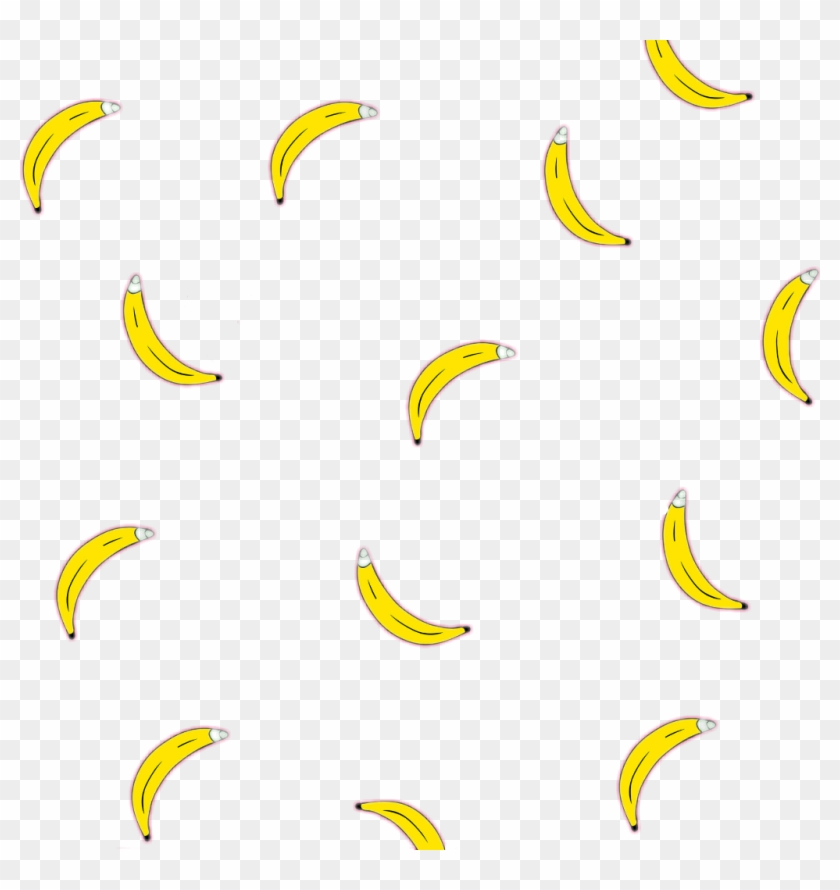 Cute Tumblr Backgrounds   Banana Png   Transparent PNG 840x890