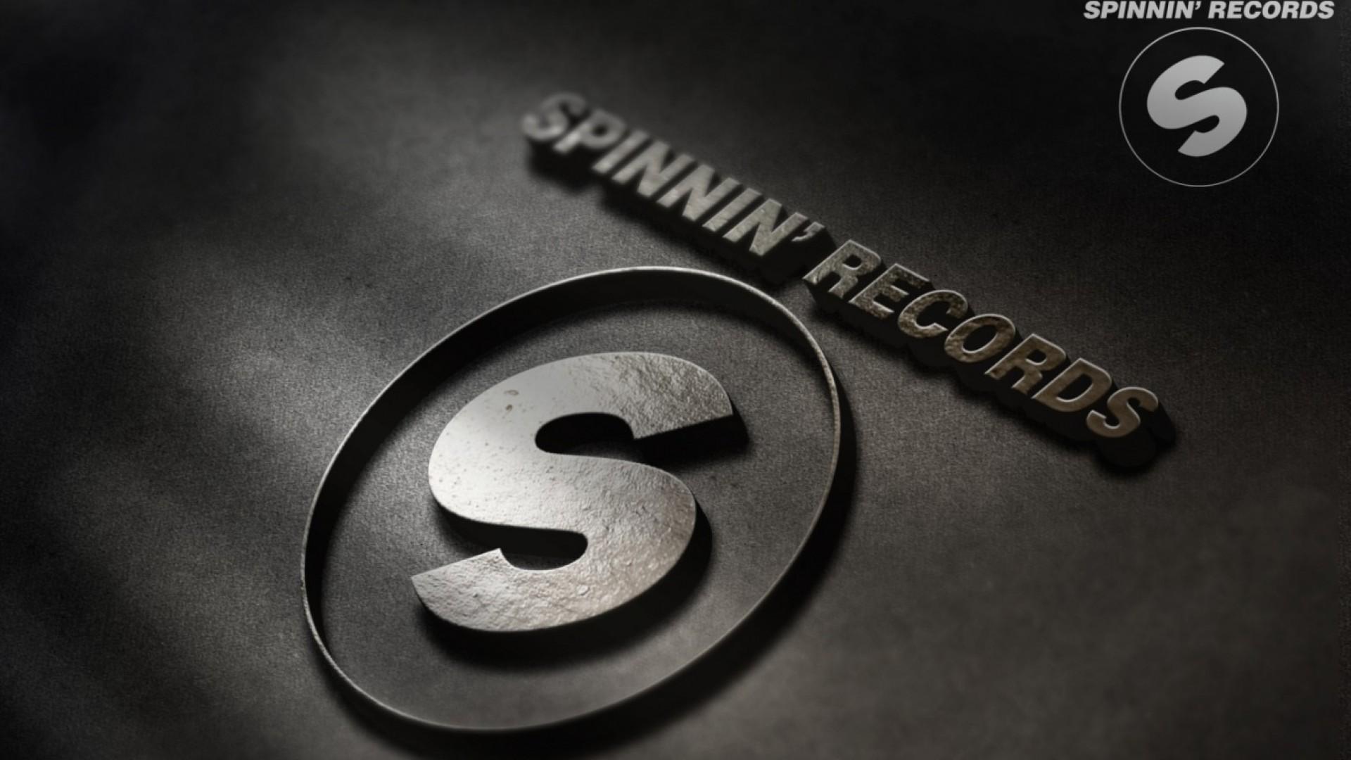 SPINNIN RECORDS LOGO 3D wallpaper 1920x1080