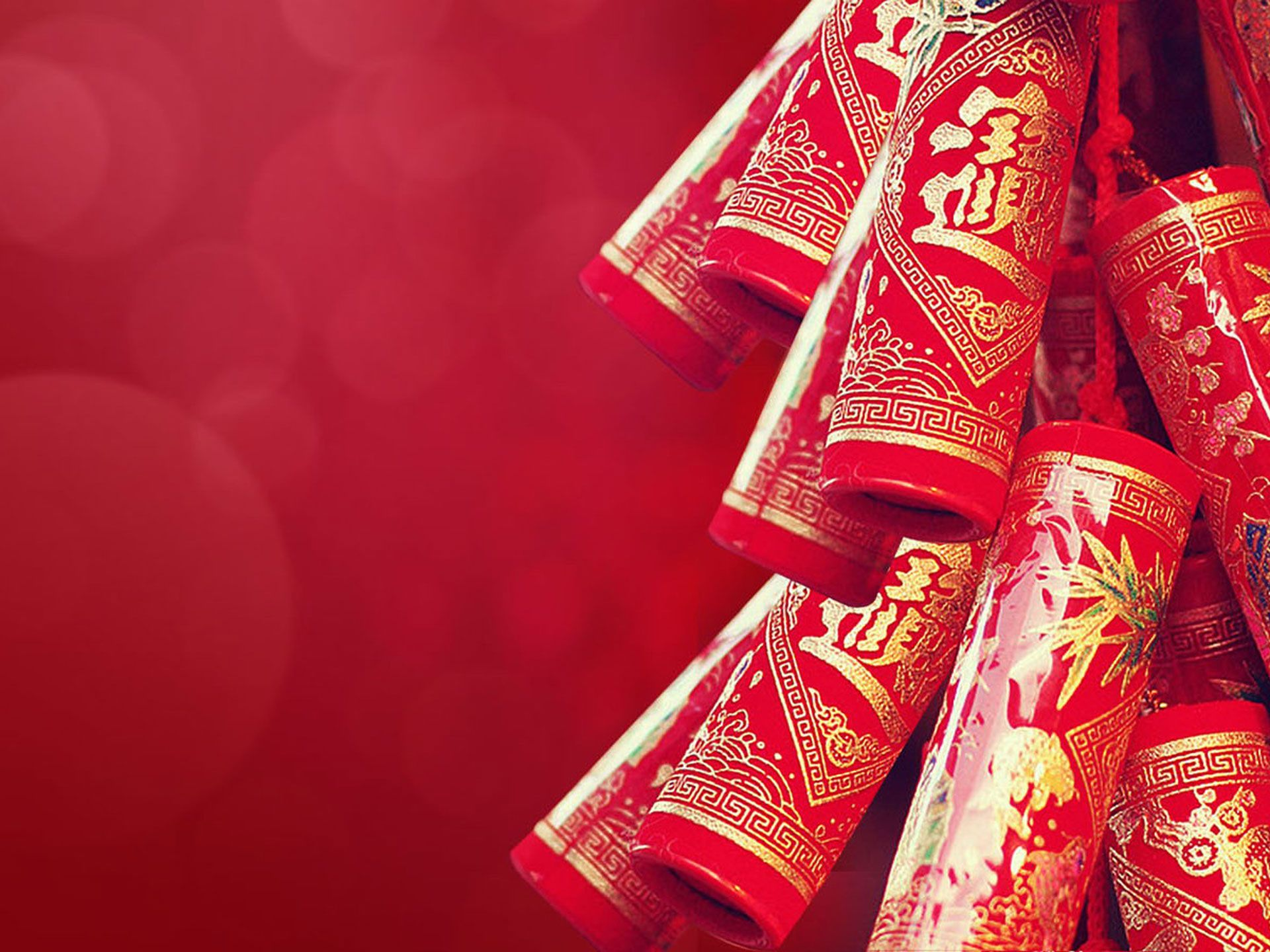 chinese fireworks wallpaper-#35