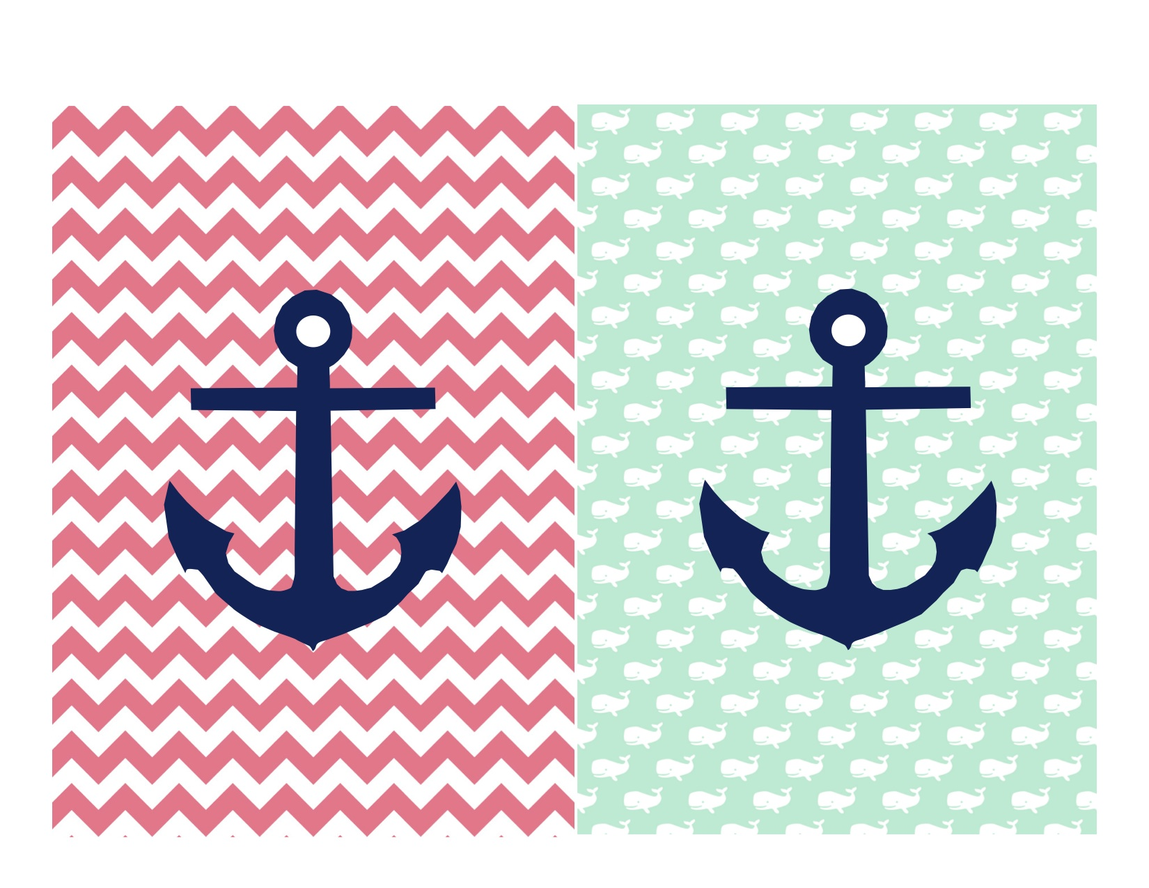 Related Pictures chevron anchor with chevron 1650x1275