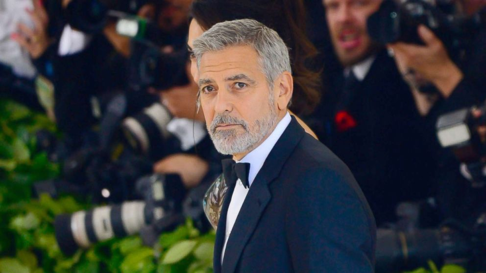 George Clooney released from the hospital after motorcycle 992x558