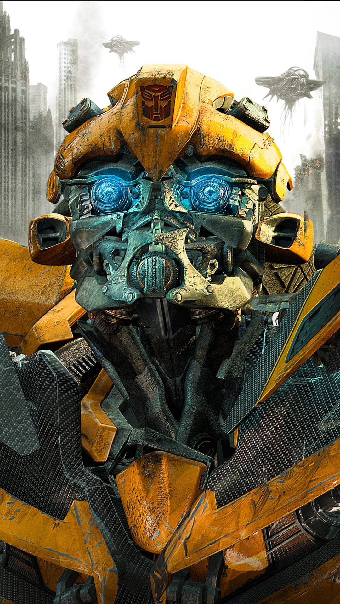Transformers Autobot Bumblebee htc one wallpaper   Best htc one 1080x1920