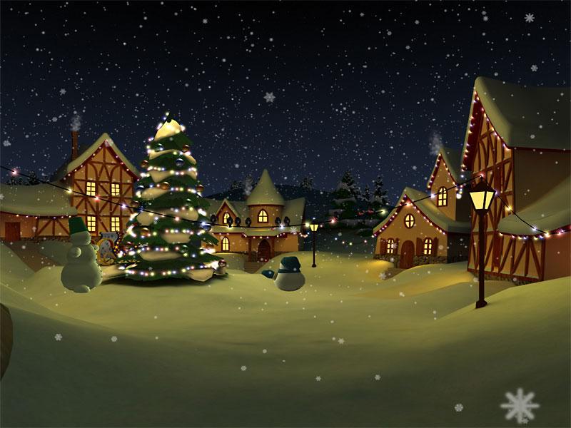 Holiday Screensaver And Wallpaper 800x600