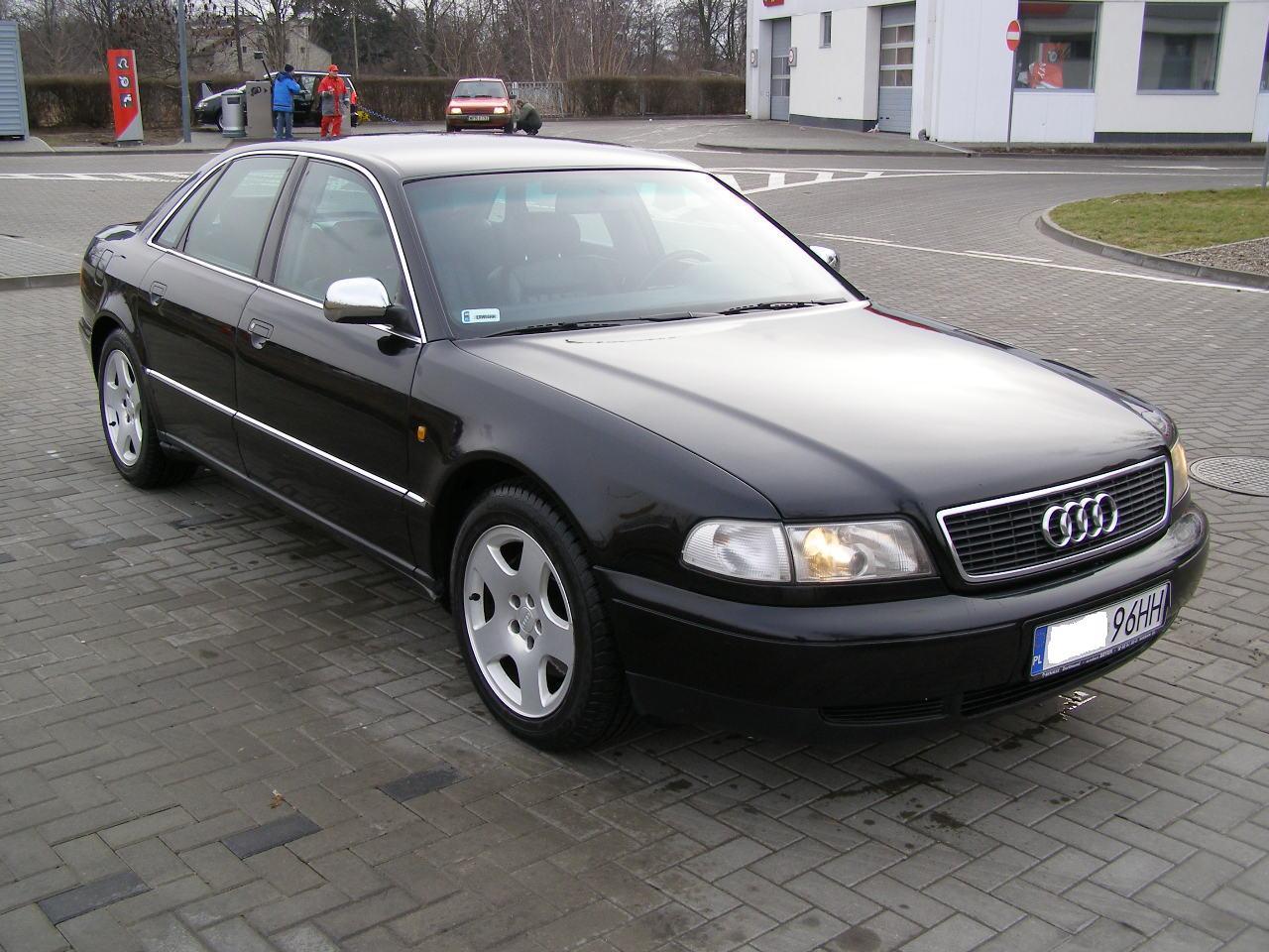 Kelebihan Audi A8 2000 Tangguh