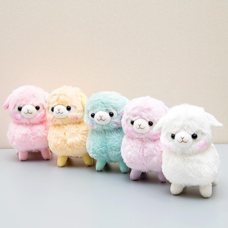 Alpacasso Sherbert Kids Alpaca Plush Collection Standard Tokyo 800x800