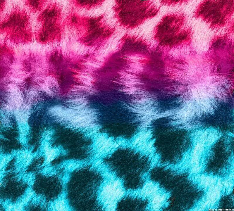 Pink Zebra And Cheetah Wallpaper