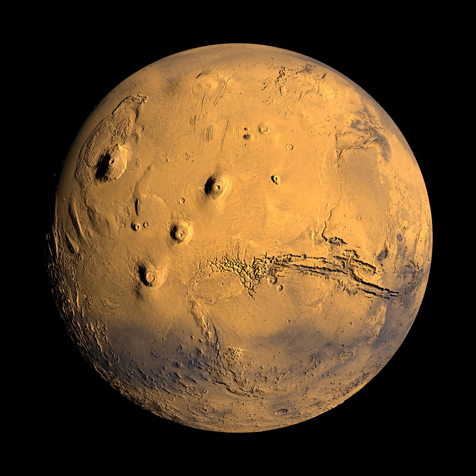 NASA Mars Wallpaper - WallpaperSafari