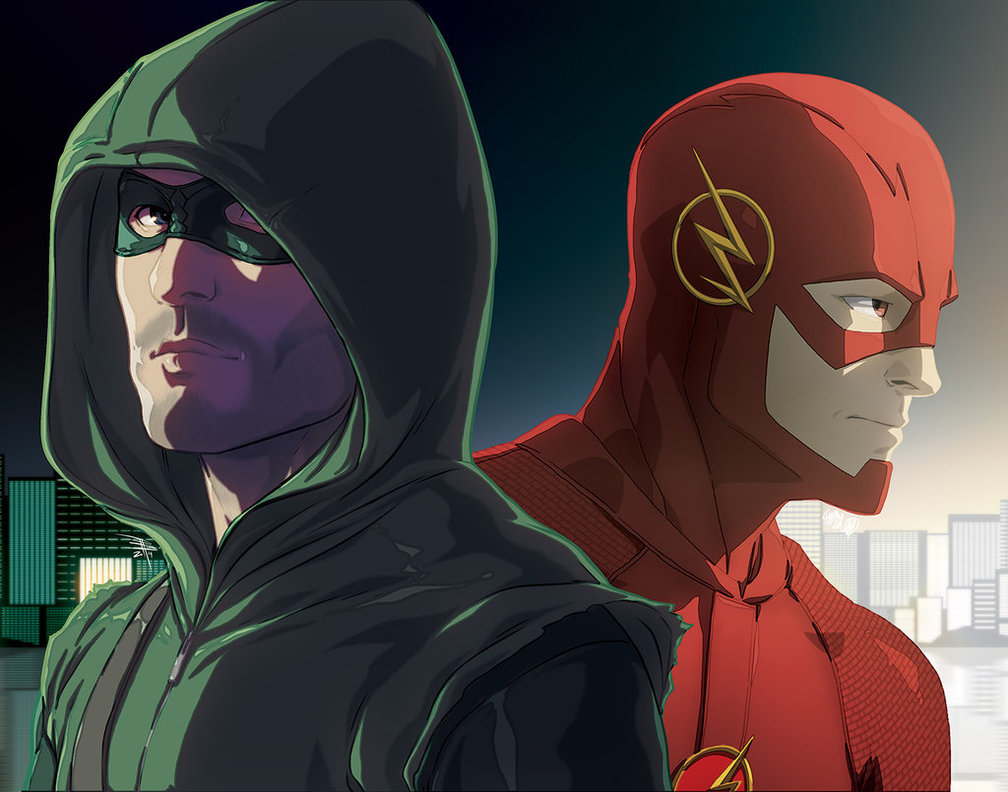 CWs Heroes by theCHAMBA 1008x792