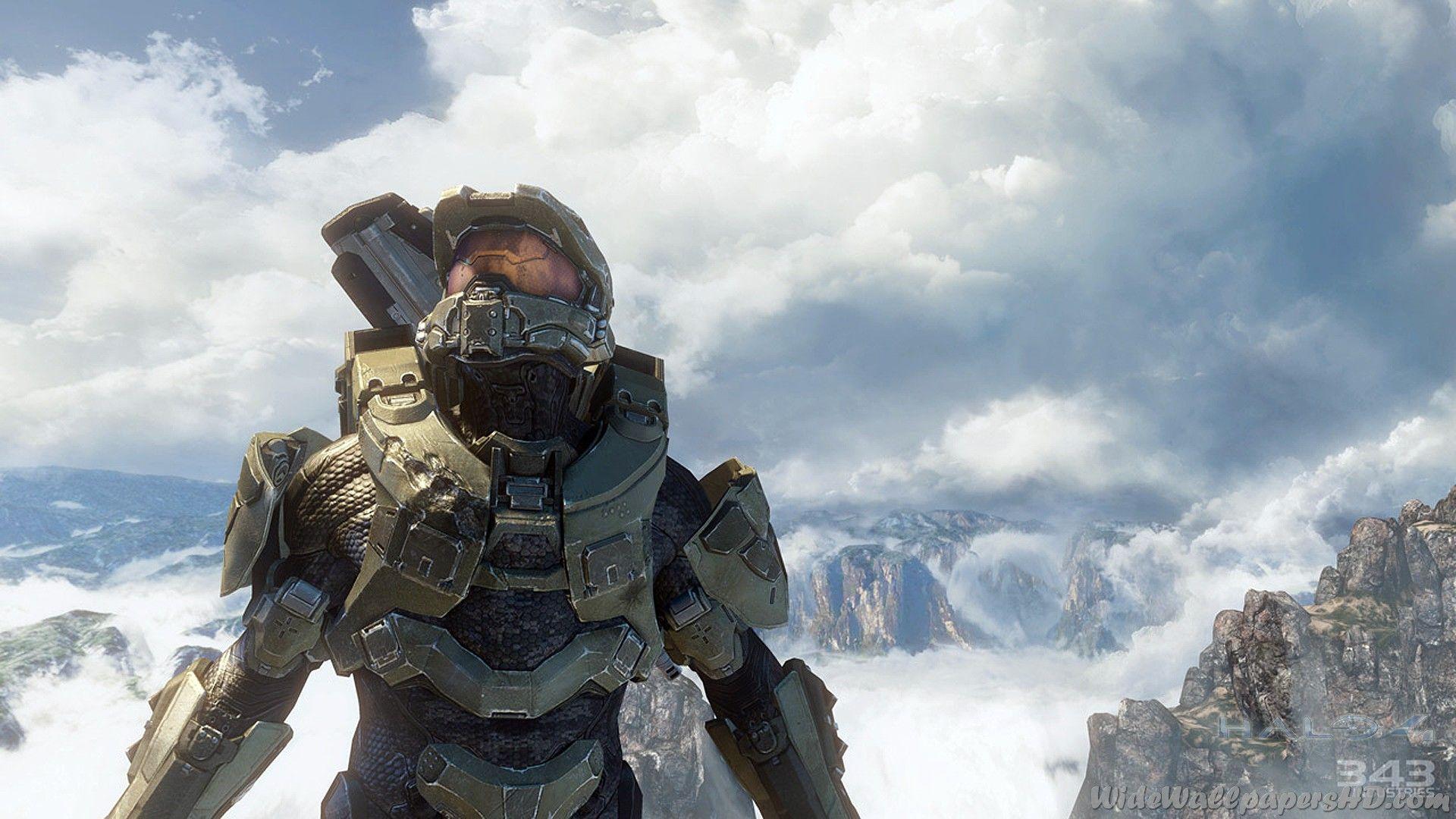 Master chief wallpapers hd wallpapersafari - Halo 5 screensaver ...