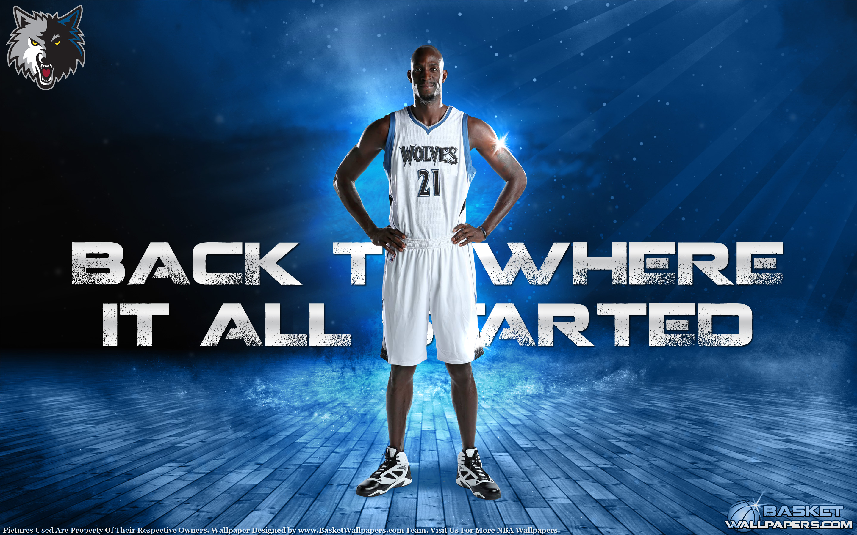Kevin Garnett Timberwolves 2015 28801800 Basketball 2880x1800