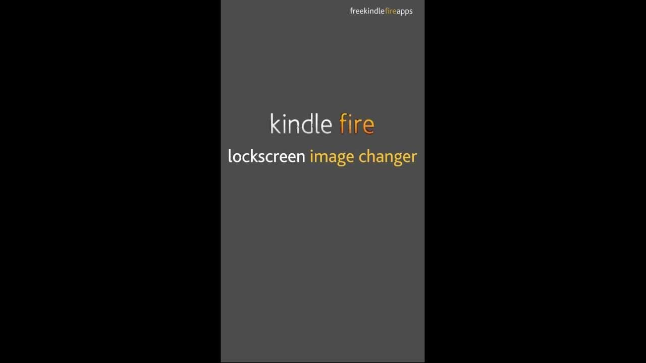FREE APP] Change Kindle Fire Wallpaper   INSTANT Changes [NO ROOT 1280x720