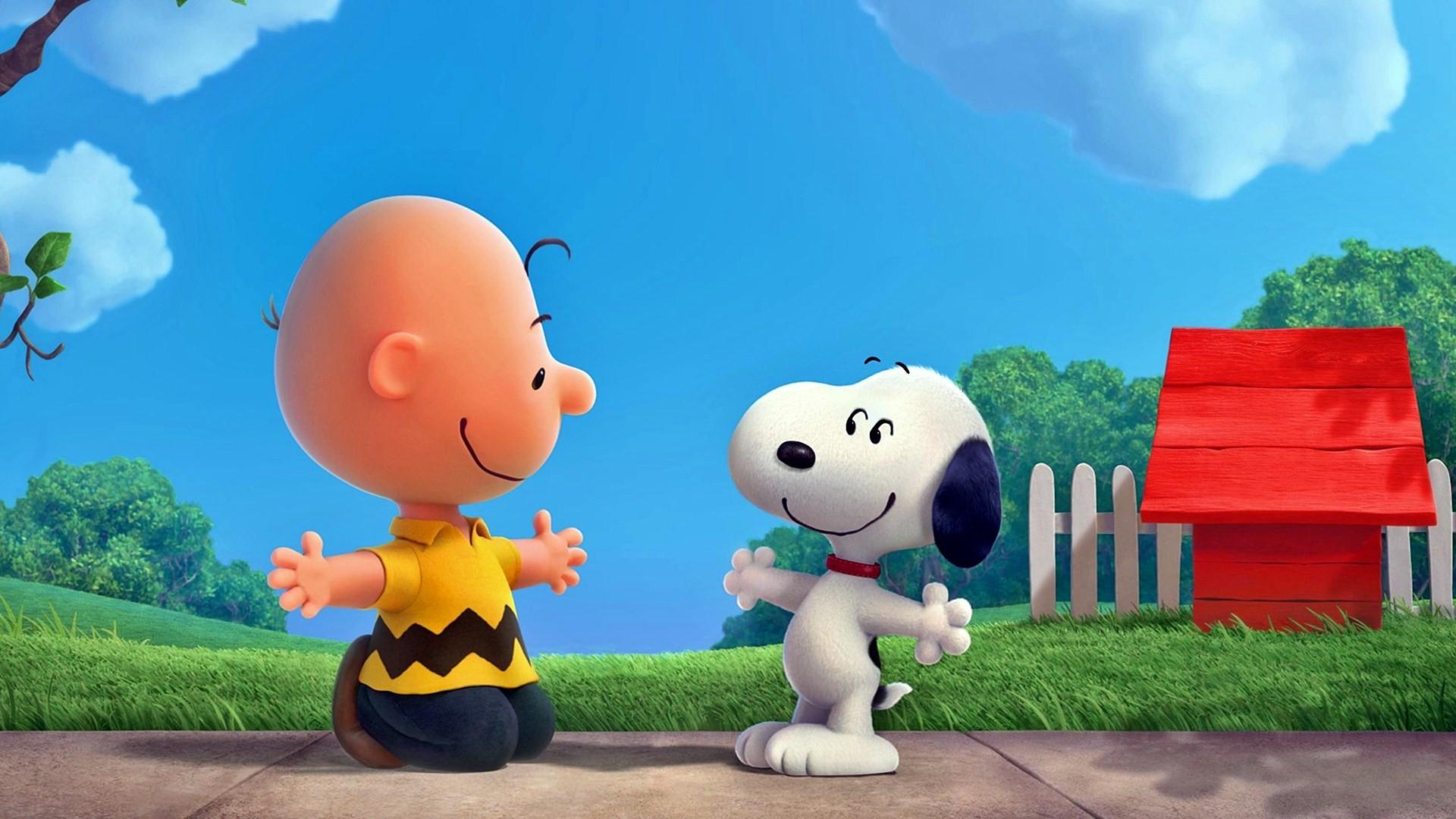 Home Hollywood Movie The Peanuts Movie 2015 1920x1080
