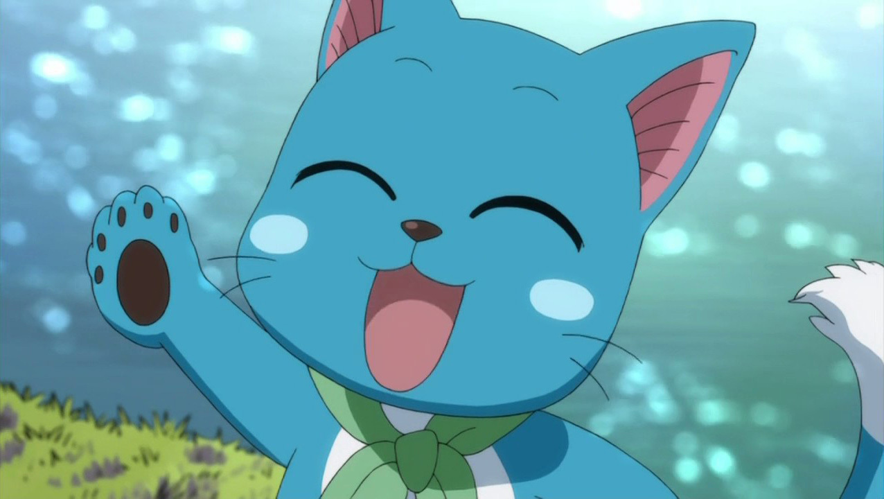 Episode 20   Happy Fairy Tail Image 10932305 1276x720