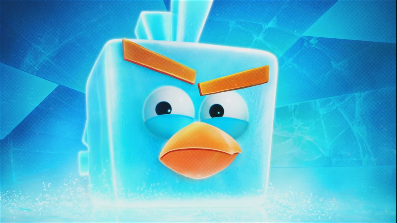 HD Wallpapers Wallpapers HD Angry Birds Space 1366x768