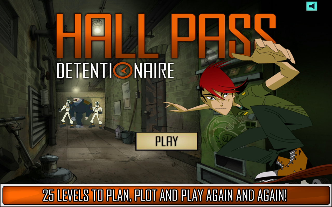 Detentionaire Hall Pass Amazonca Appstore for Android 1280x800