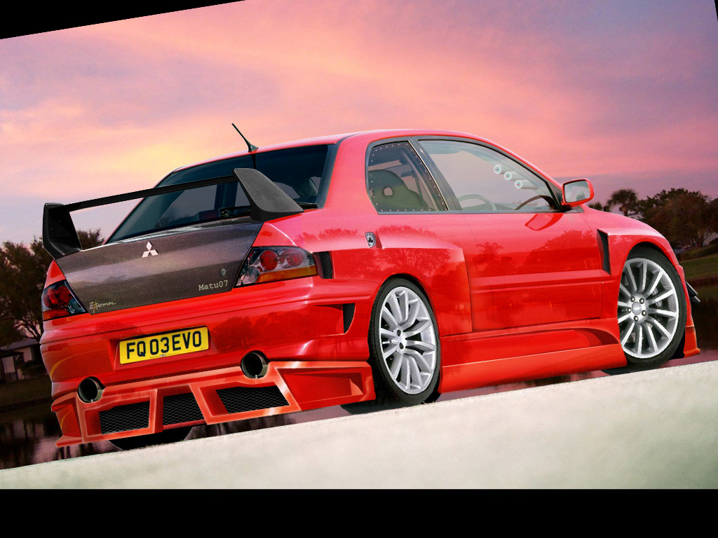 29 Mitsubishi Evolution VIII HD Wallpapers | Backgrounds ...
