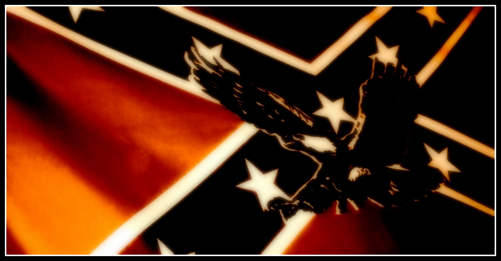 Confederate Flag Eagle Wallpaper Rebel flag by code2master 1026x535