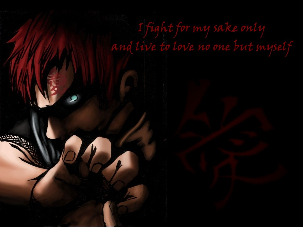 Gaara   Naruto Wallpaper 261868 1024x768