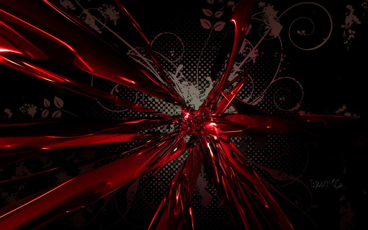 Red Abstract Wallpapers - Cah Wallpaper