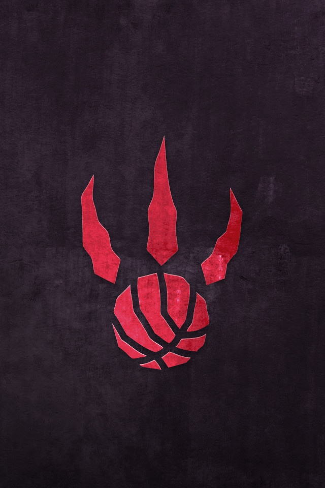 Toronto Raptors NBA IPHONE WALLPAPER Pinterest 640x960