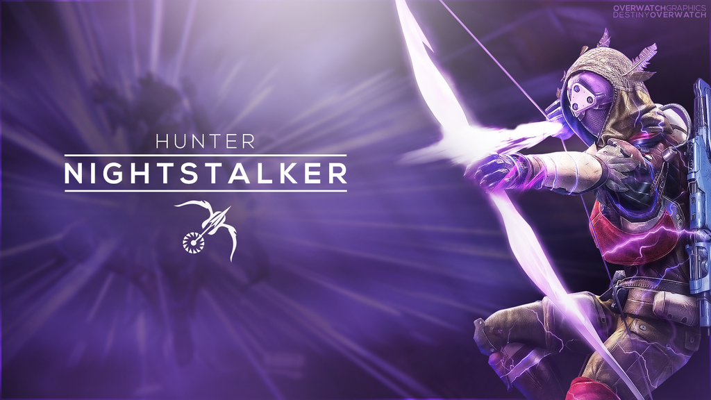 Destiny the Game   Nightstalker Wallpaper by OverwatchGraphics on 1024x576