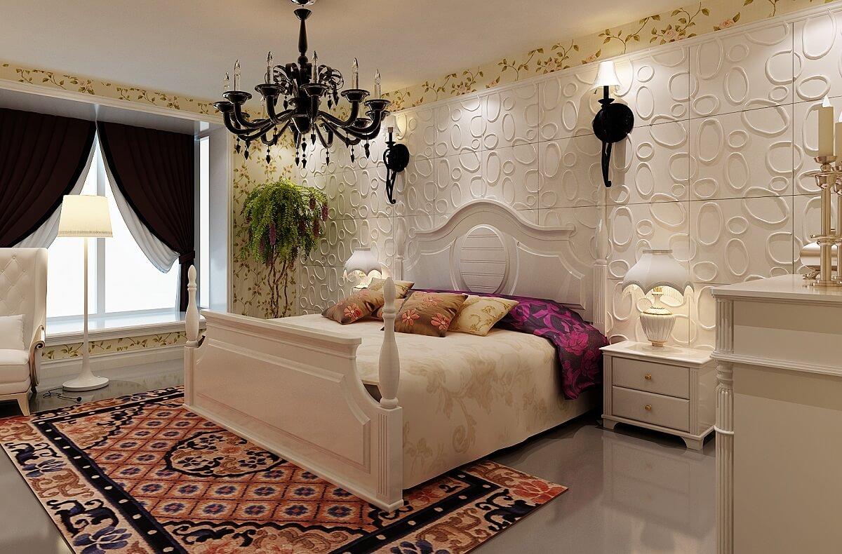 bedroom wallpaper design Best 10 Home Decor Wallpaper Designs 2015 1200x790