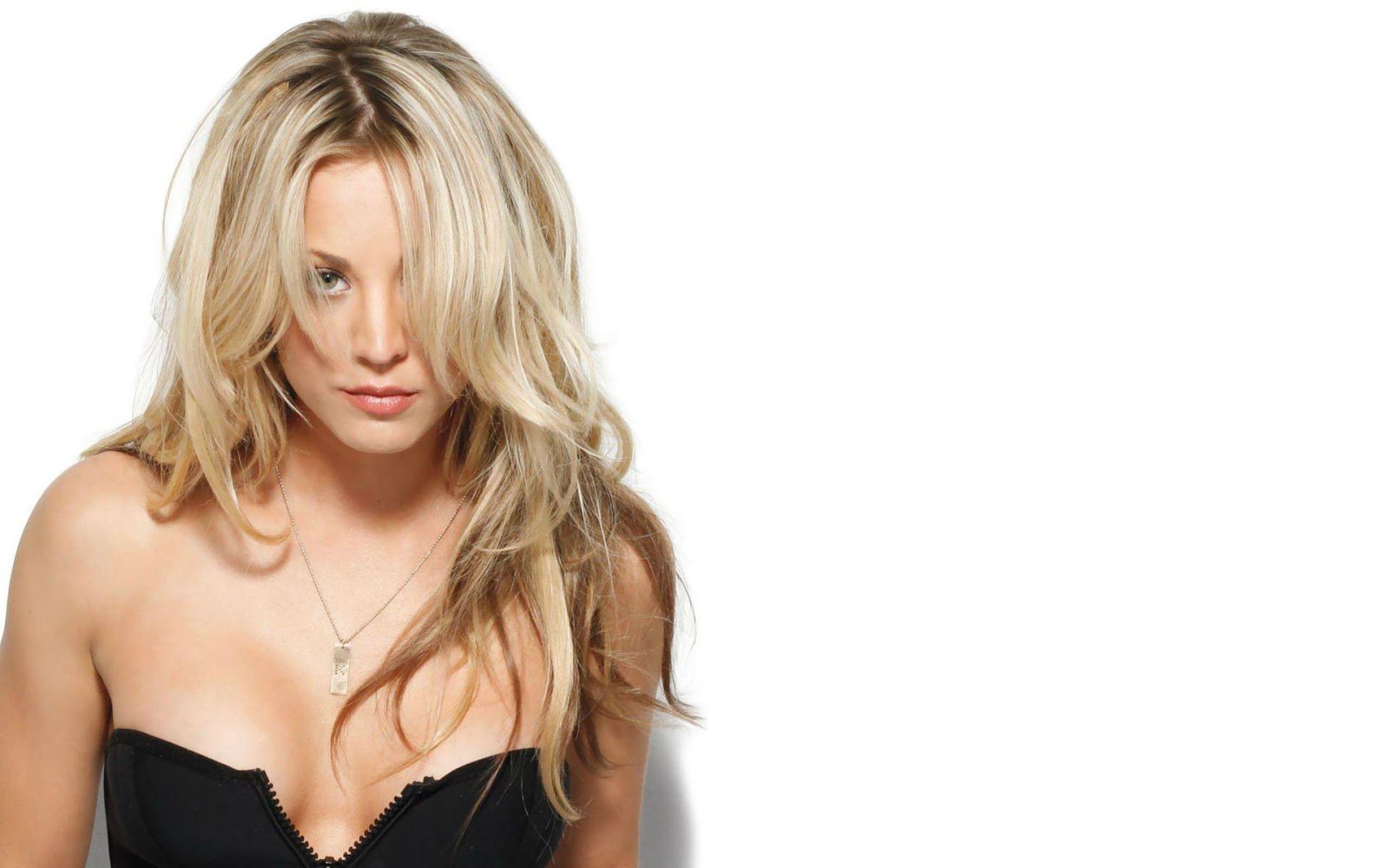 Kaley Cuoco Desktop HD wallpapers Wallpapers HD Best 1600x1000