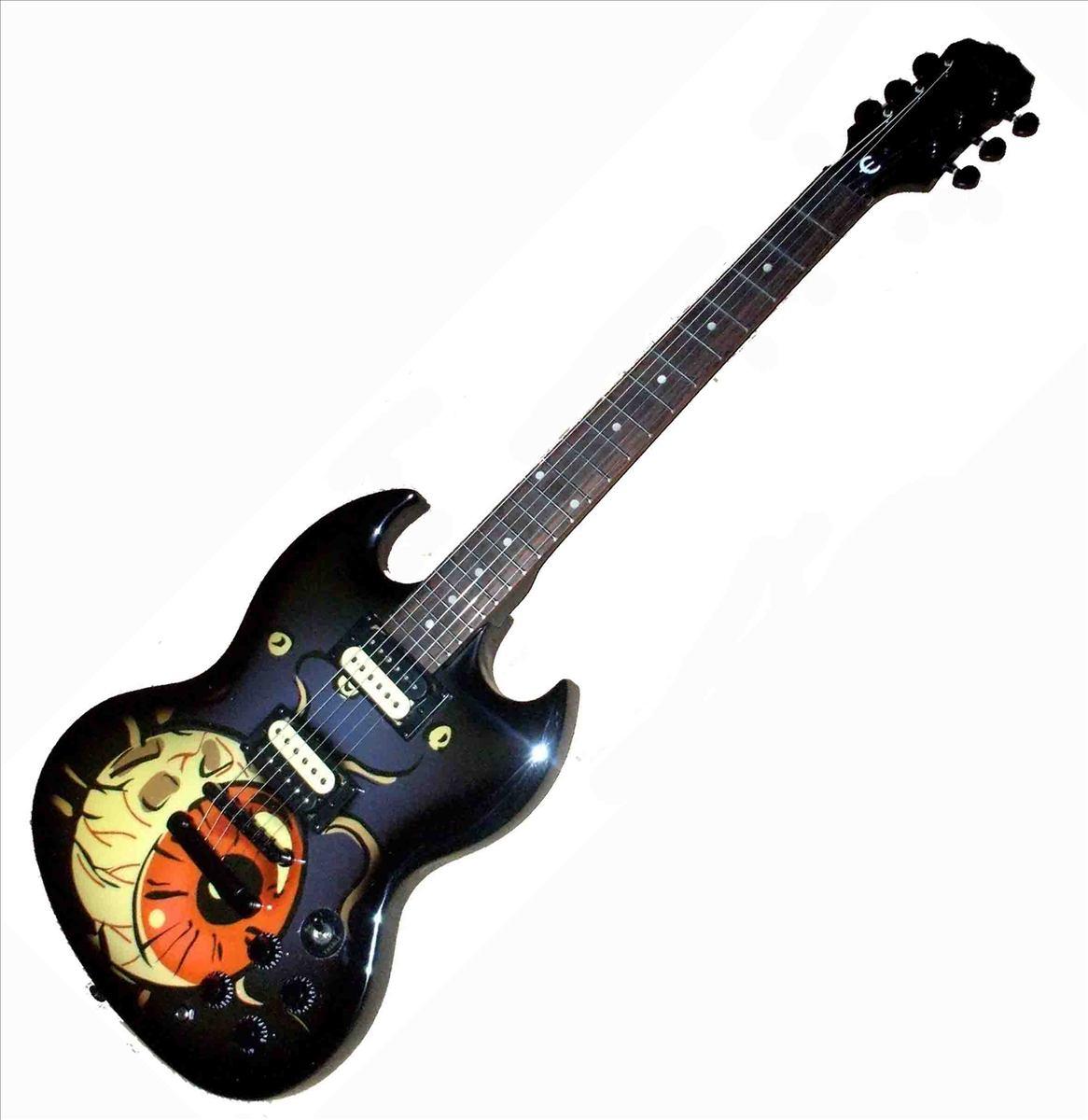 Wallpaper Hd Nature Guitar: Gibson SG Wallpaper