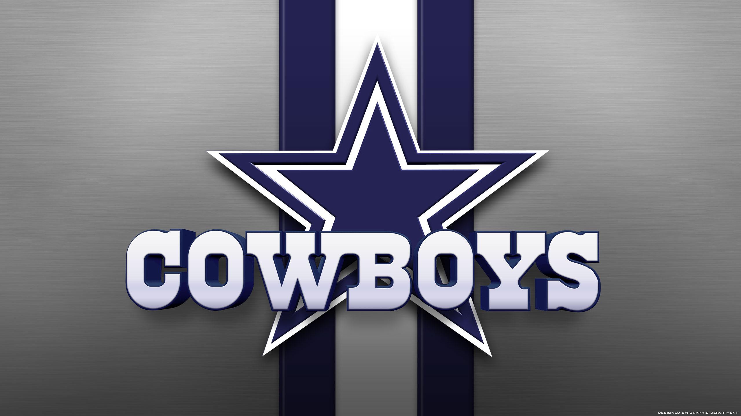 Pink Dallas Cowboys Logo Wallpaper for Pinterest 2560x1440