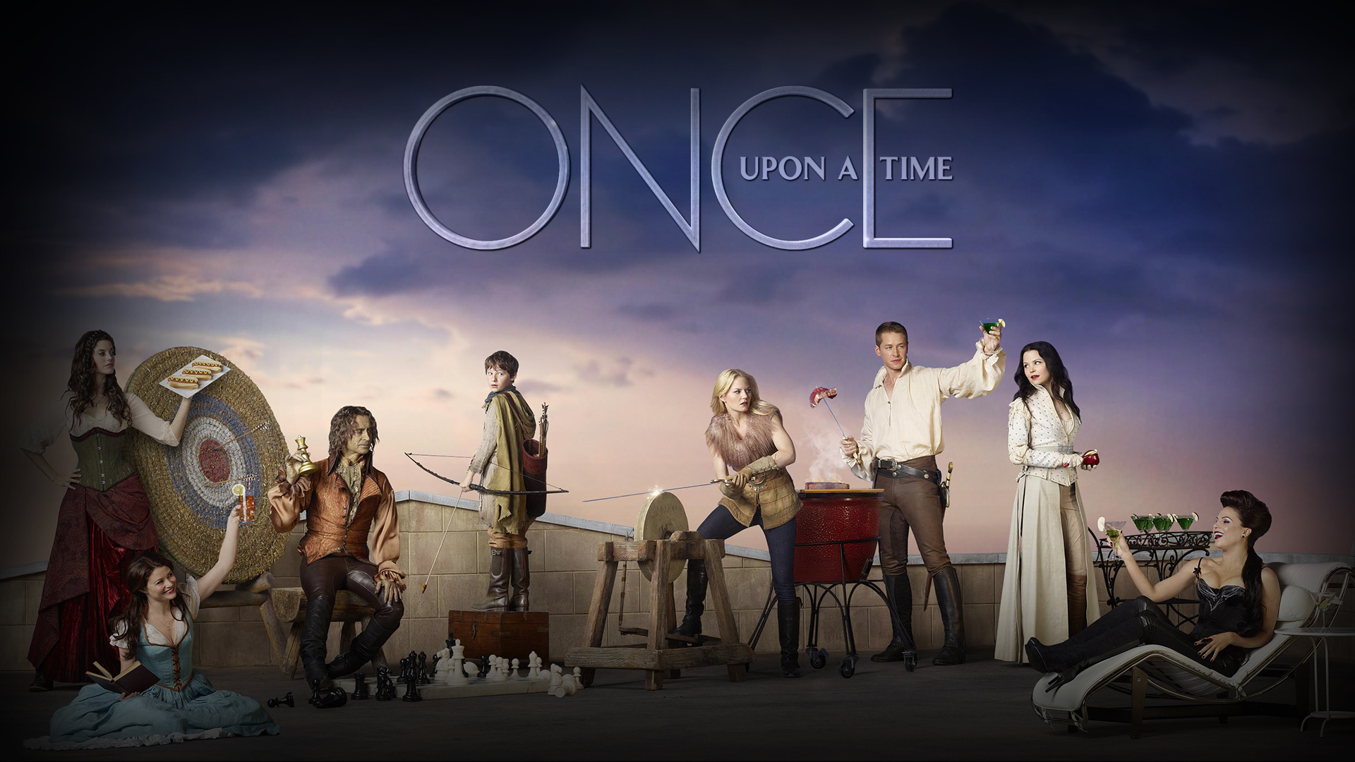 Once Upon A Time HD Wallpapers Hd 1920x1080