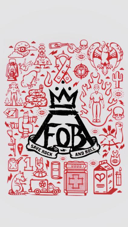 Fall Out Boy Phone Wallpaper Wallpapersafari