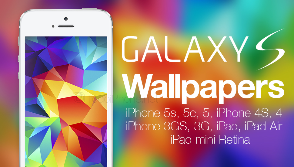 Descarga los Wallpapers del Galaxy S5 en tu iPhone iPod touch iPad y 970x550