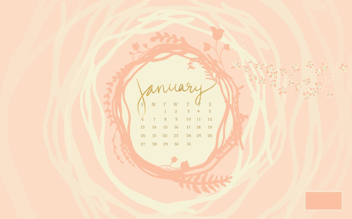 January 2019 HD Calendar Wallpapers Latest Calendar 1196x745