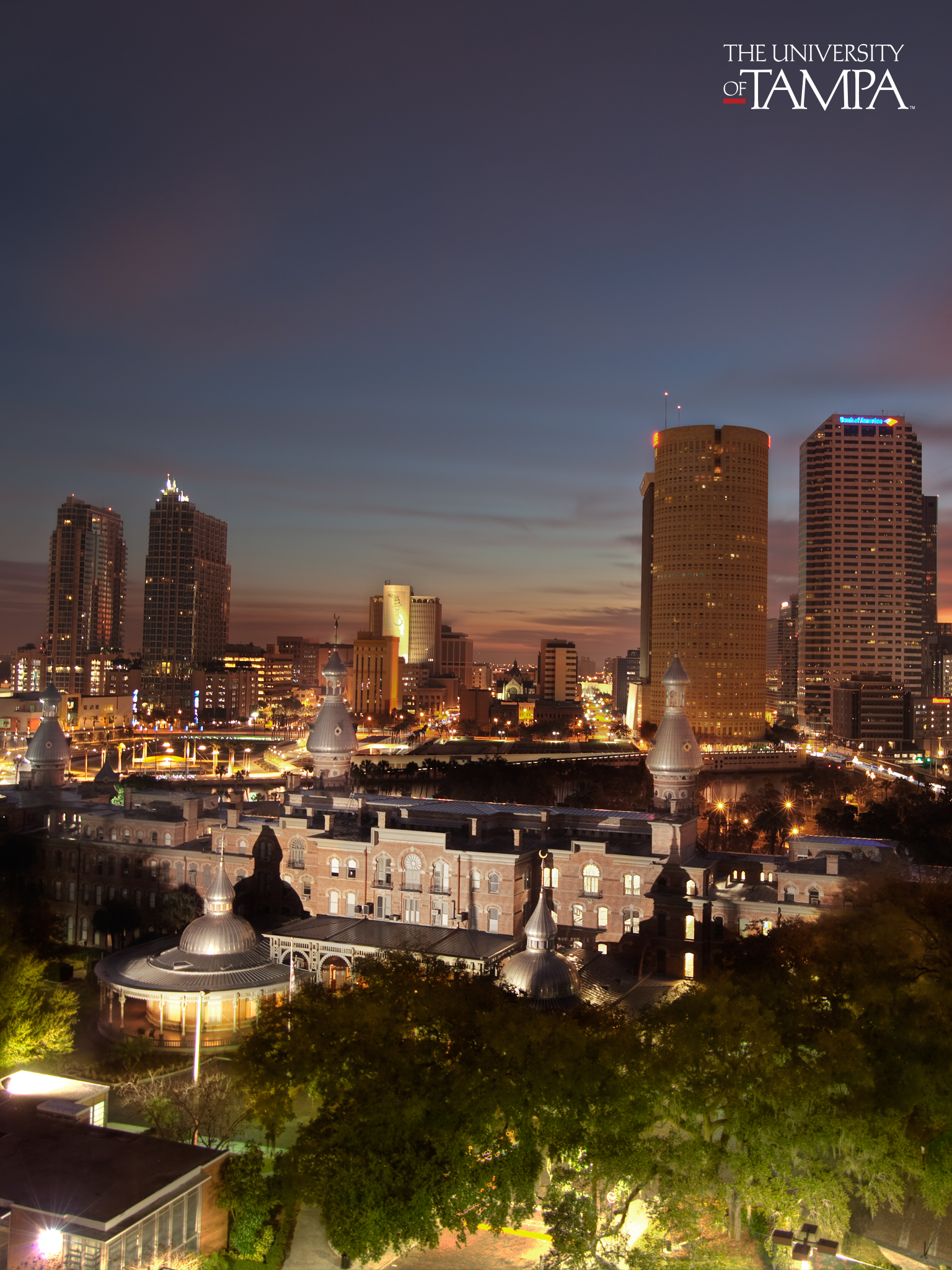 The University of Tampa   Public Information   Wallpaper Downloads 1536x2048