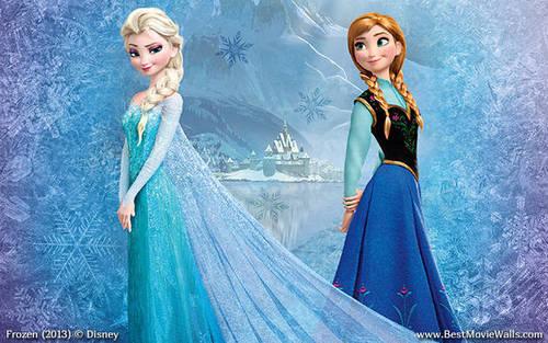 Frozen images Elsa and Anna wallpaper photos 36155846 500x313