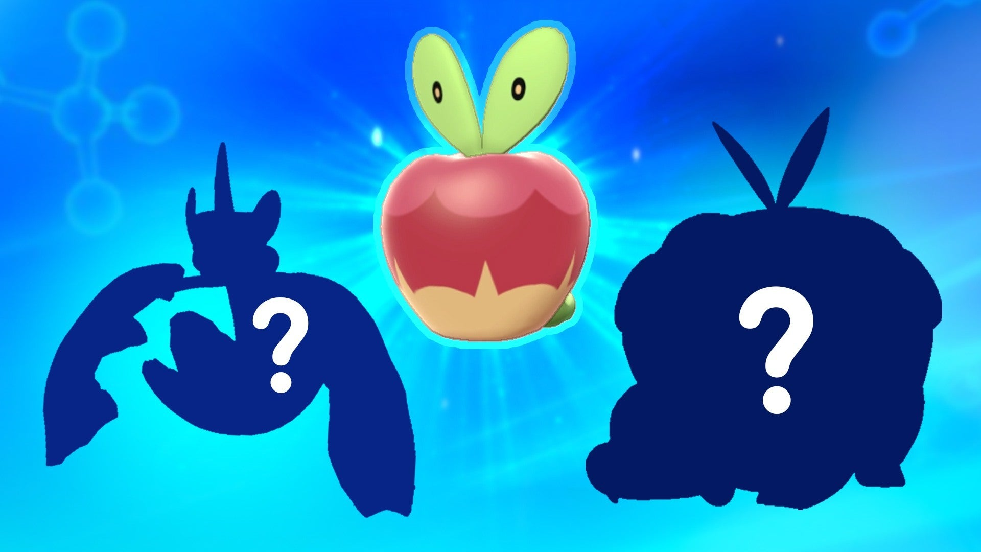 How to Evolve Applin into Flapple or Appletun in Pokemon Sword and 1920x1080