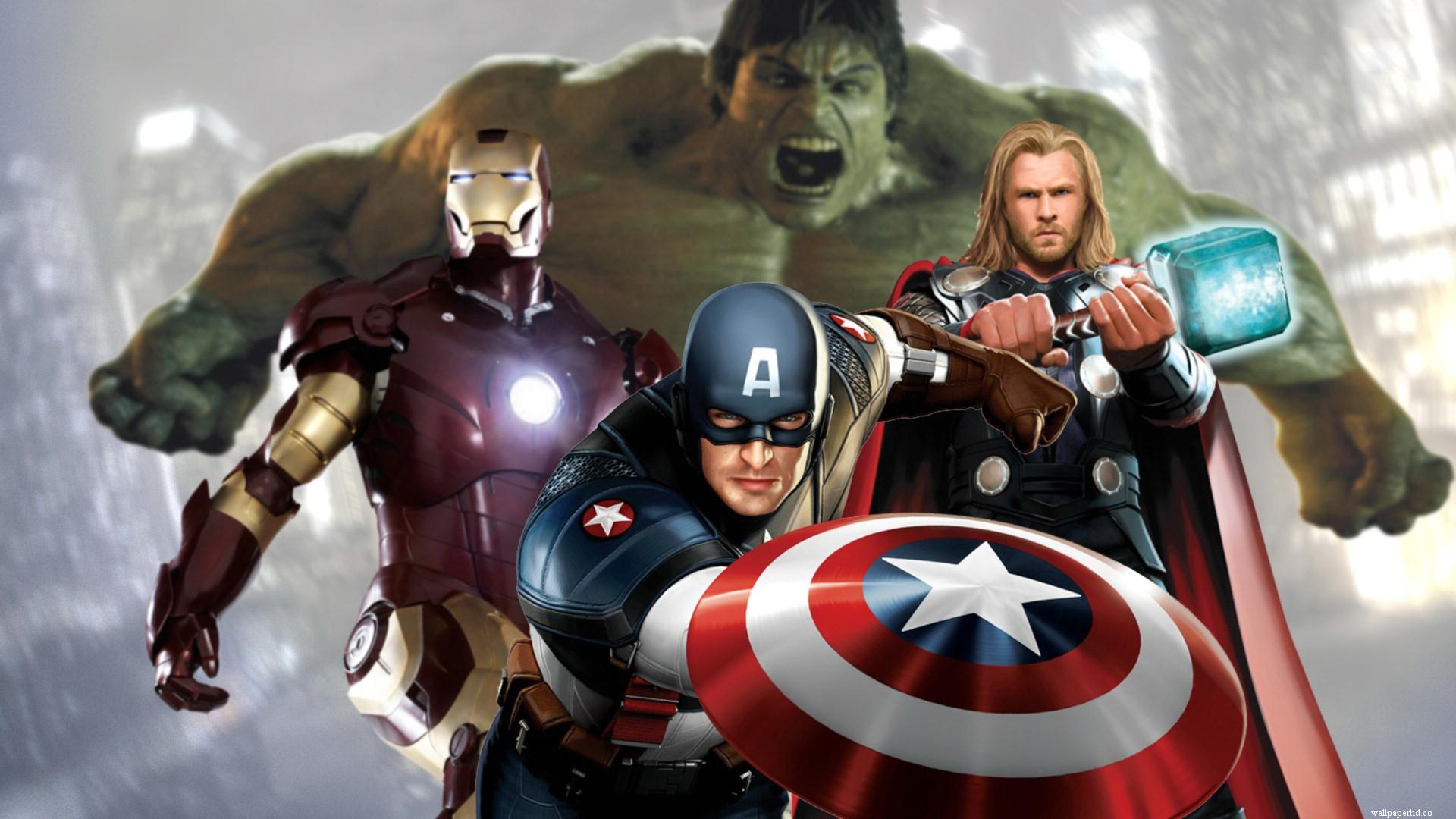 Avengers Wallpaper Hd Wallpapersafari