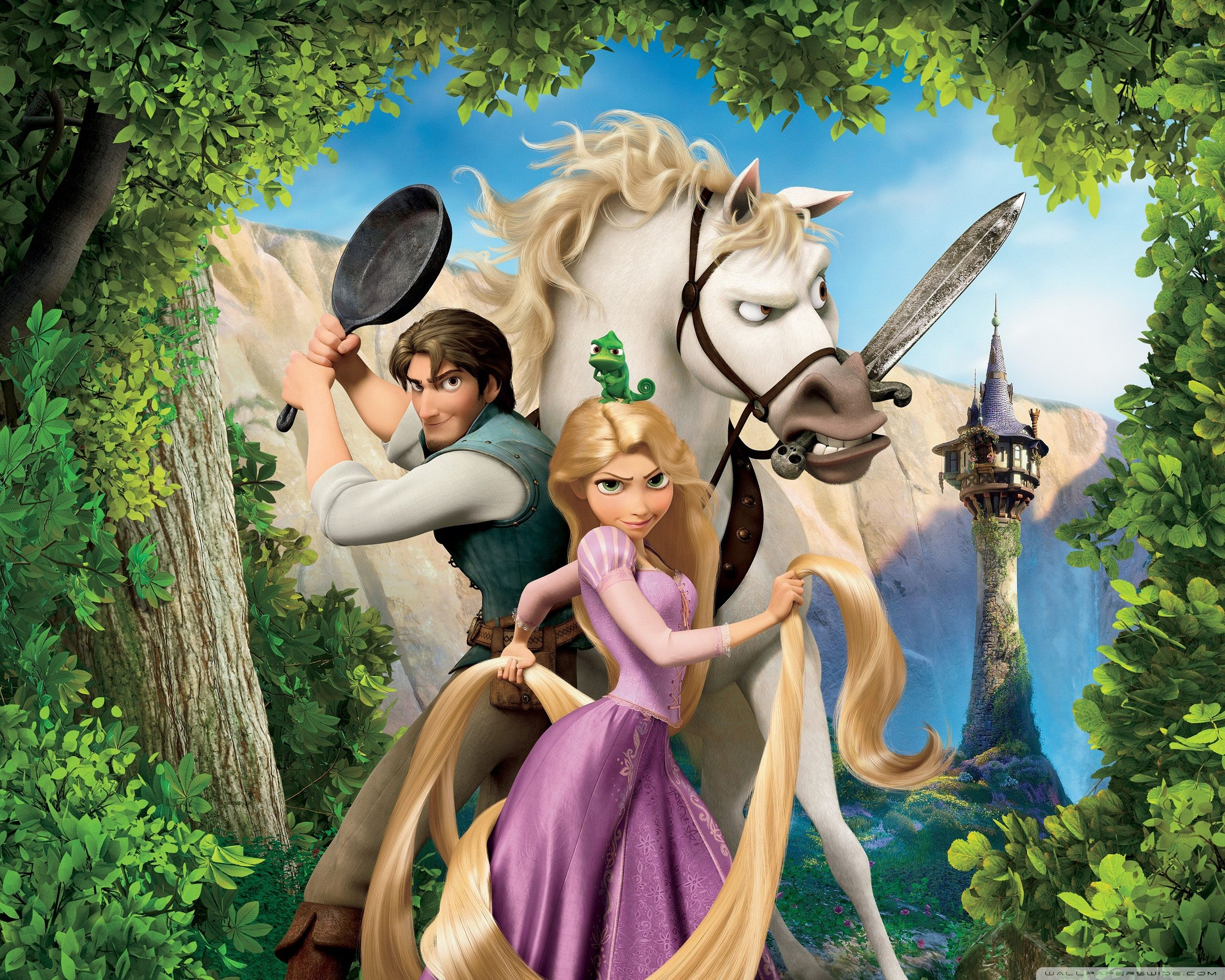 Tangled Wallpapers   Top Tangled Backgrounds   WallpaperAccess 2560x2048