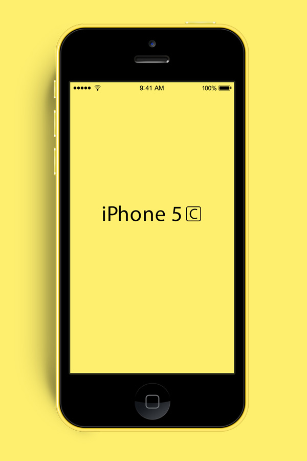 50 Iphone 5c Yellow Wallpaper On Wallpapersafari