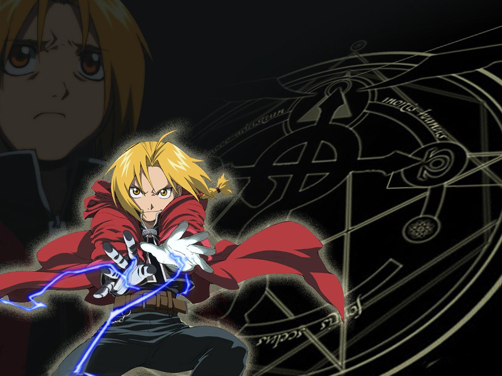 Fullmetal Alchemist Brotherhood 4 Cool Hd Wallpaper Wallpaper 1600x1200