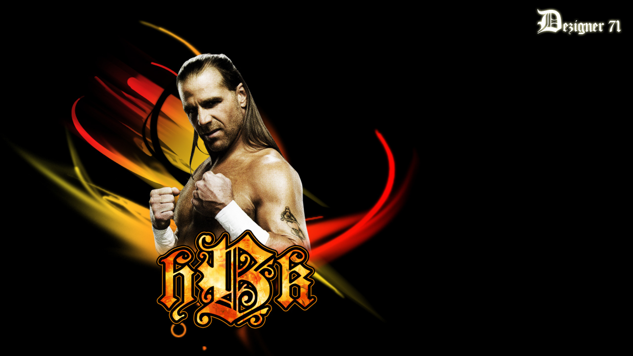 HBK   Shawn Michaels Wallpaper 15403336 1280x720