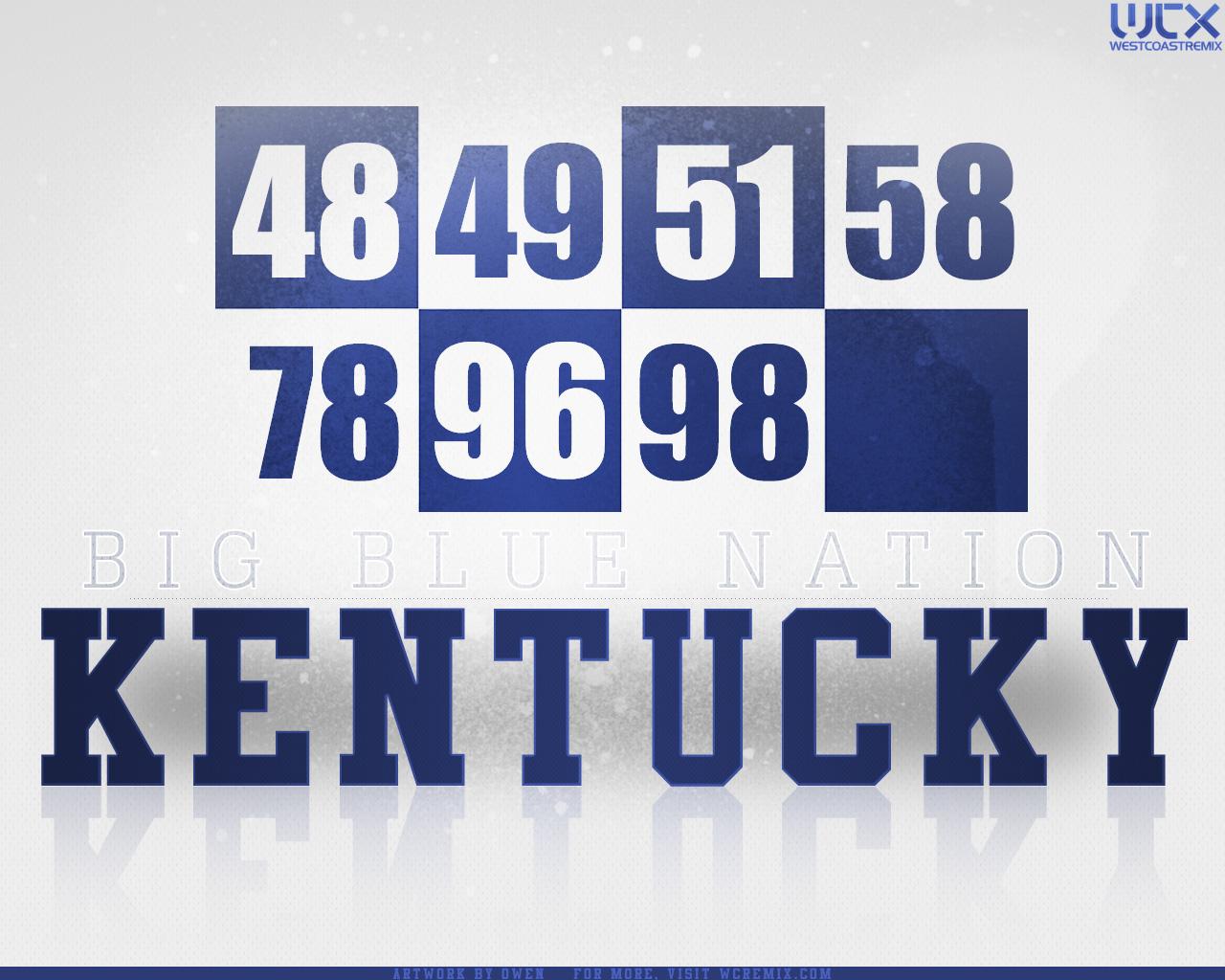 University of Kentucky wallpaper 1280x1024